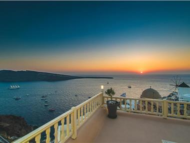 Poseidon Mansion Sunset, hotels in Oia