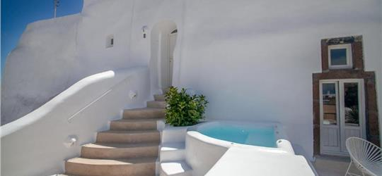 Photo of Radiant Santorini