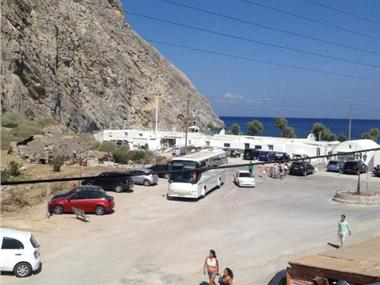 Magma Rooms, hotels in Perissa