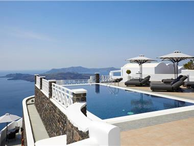 Petit Palace Suites, hotels in Fira