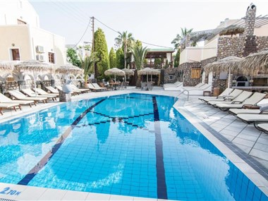 Polydefkis Apartments, hotels in Kamari