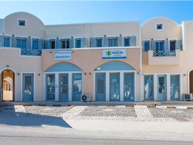 Santorini Med Homes, hotels in Messaria
