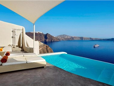 Mystique, hotels in Oia