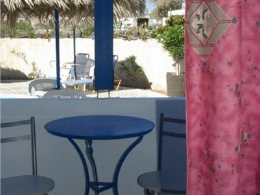 Youth Hostel Anna - Private rooms, hotels in Perissa