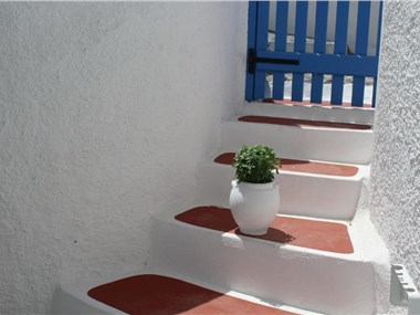 Santoimage house, hotels in Oia