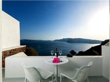 Big Blue Villa by Caldera Houses, hotels in Oia