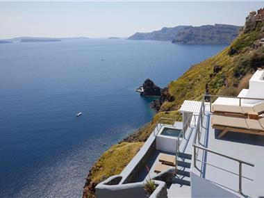 Virginia's Cave Villas, hotels in Oia