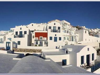 Heliotopos, hotels in Imerovigli