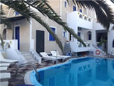 VP Belair, hotels in Perissa