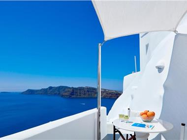 Canaves Oia Sunday Suites, hotels in Oia