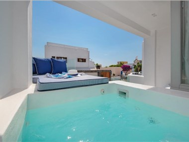 HARMONY SUITES, hotels in Fira