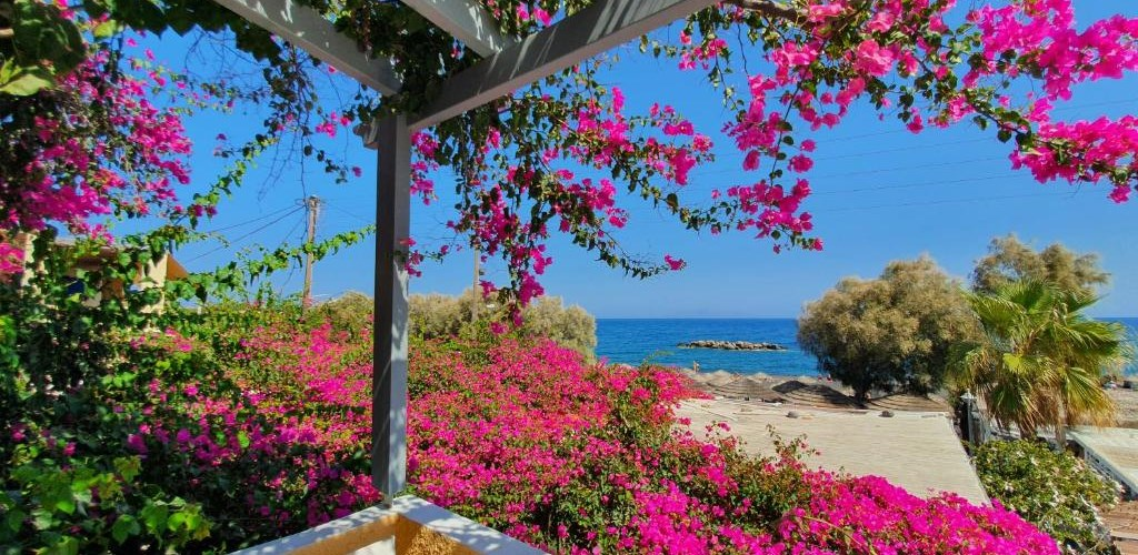 Photo of Nostos Beach Hotel