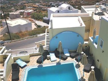 Sky Of Thira, hotels in Firostefani