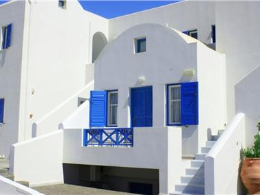 Blue Bay Villas, hotels in Kamari