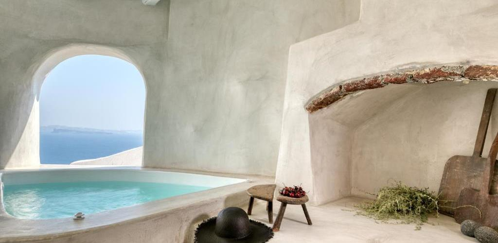 Photo of Marble Sun Villa with Jacuzzi by Caldera Houses