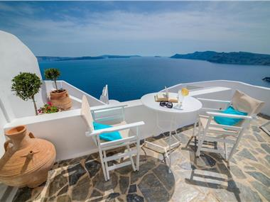 Kima Villas Suites, hotels in Oia