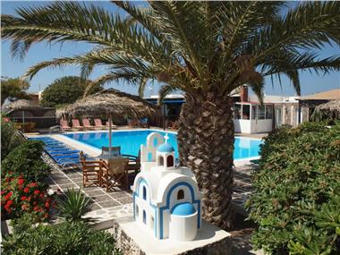 Holiday Beach Resort, hotels in Perivolos