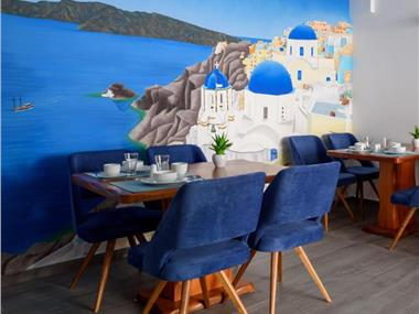 Oasis Hotel, hotels in Fira