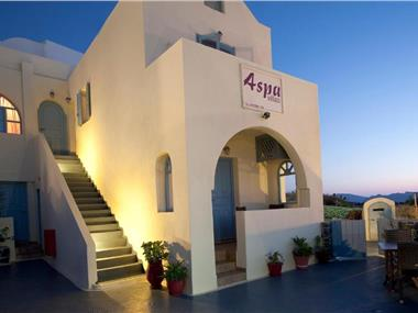 Aspa Villas, hotels in Oia