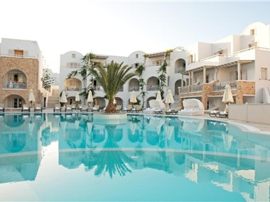 Aegean Plaza Hotel, hotels in Kamari