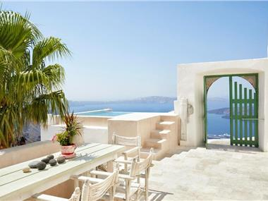 Villa Murat, hotels in Fira