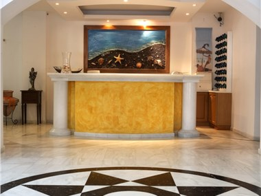Meltemi Village Hotel, hotels in Perissa