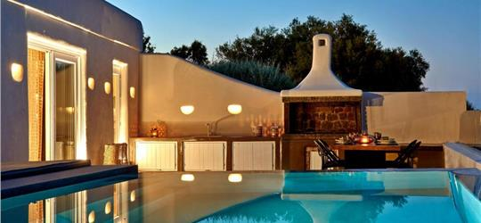 Photo of Incognito Beach Villa Santorini