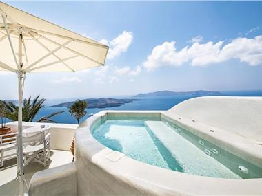 Pantelia Suites, hotels in Fira