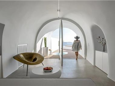Saint Legendary Suites & Spa, hotels in Oia