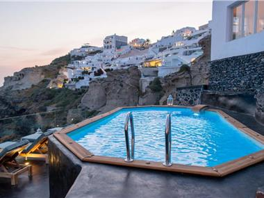Nostos Apartments, hotels in Oia