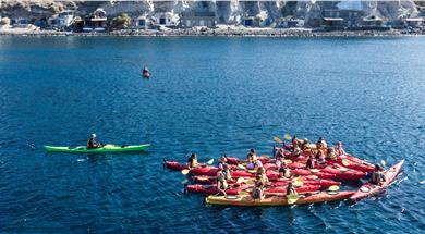 See all Water sports of Santorini