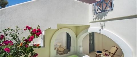 Studio with Outdoor Spa Bath