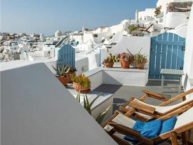 Gabbiano Traditional Cave Houses, hotels in Oia