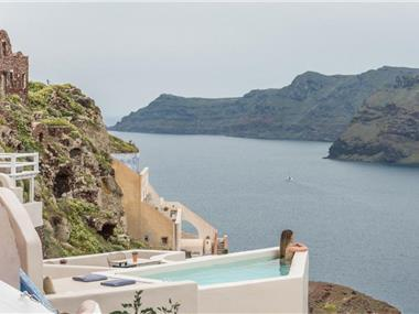 Art Maisons Oia Castle, hotels in Oia
