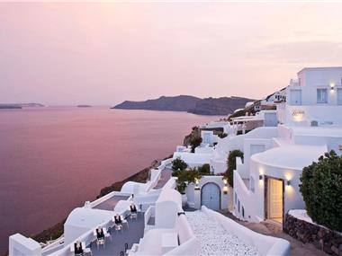 Canaves Oia Boutique Hotel, hotels in Oia