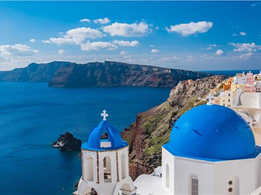 Santorini 4-hour Bus Tour for Cruise Ship Passengers - Bus tours - Santorini View