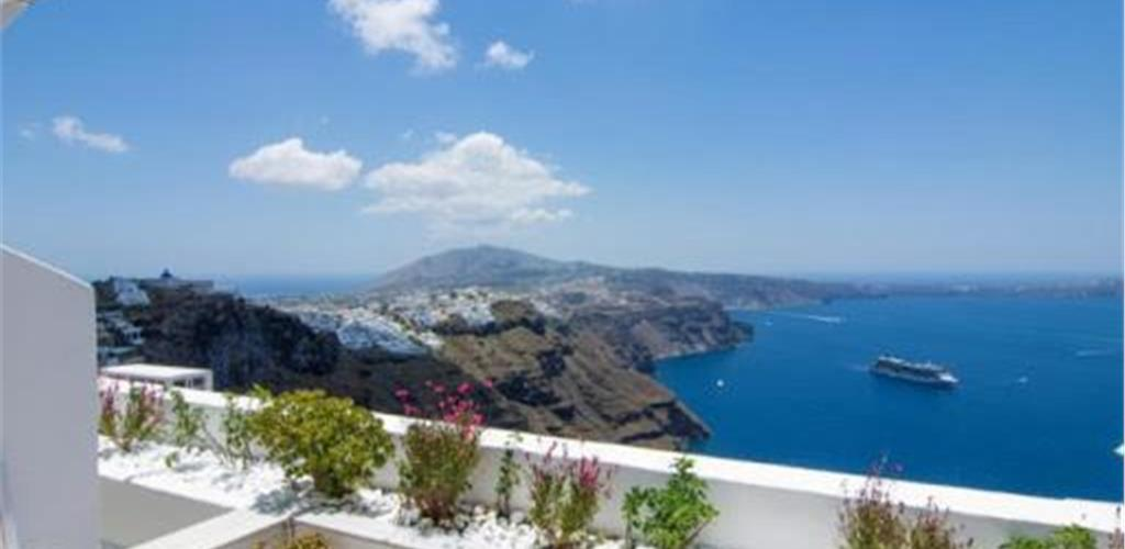 Photo of White Sky Caldera Villa