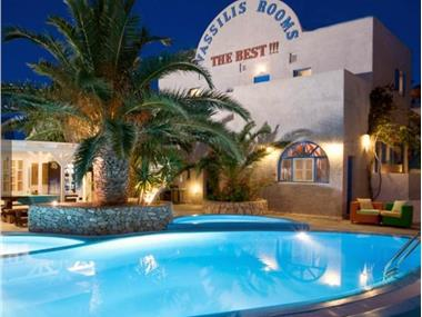 The Best, hotels in Perissa