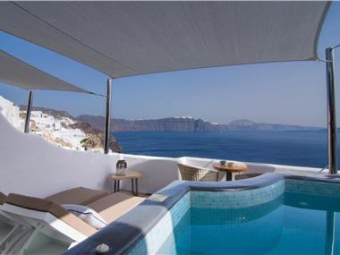 Secret Legend Suites, hotels in Oia