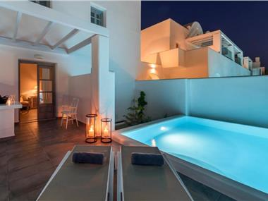 Antoperla Luxury Hotel & Spa, hotels in Perissa