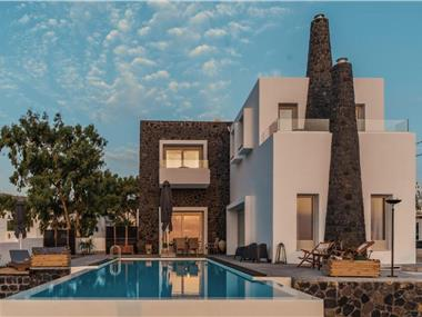 Kaminos Luxury Villa, hotels in Vothonas