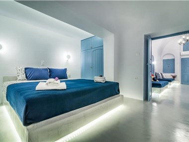 Fava Eco Suites, hotels in Oia