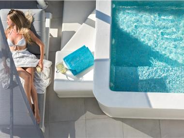 Myst Boutique Hotel, hotels in Oia