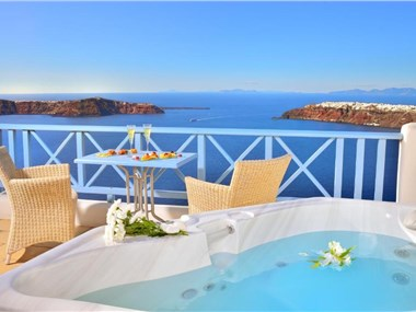 Absolute Bliss, hotels in Imerovigli