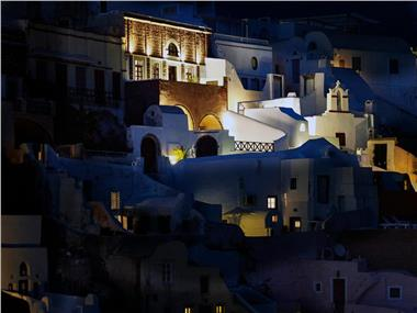 1864 The Sea Captain's House, hotels in Oia