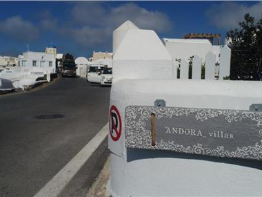 Andora Villas, hotels in Oia