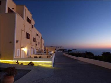 Rampelia Apartments, hotels in Imerovigli