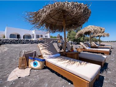 Beach Houses Santorini, hotels in Kamari