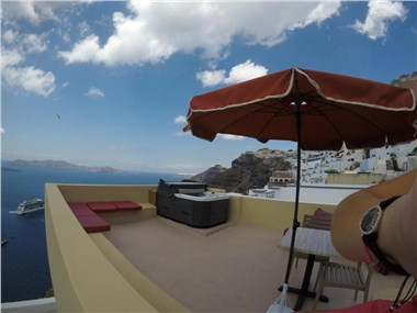 Alma Libre Suites, hotels in Fira