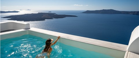 Grand Suite with Outdoor Plunge Pool and Hot Tub